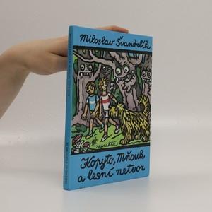 náhled knihy - Kopyto, Mňouk a lesní netvor