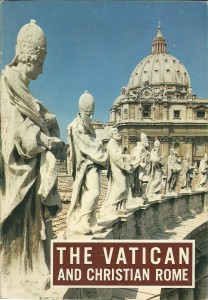 náhled knihy - The Vatican and Christian Rome