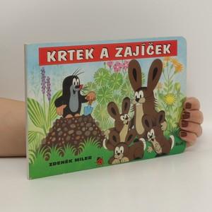 náhled knihy - Krtek a zajíček