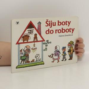 náhled knihy - Šiju boty do roboty