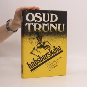 náhled knihy - Osud trůnu habsburského