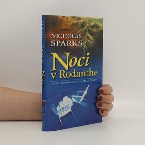 náhled knihy - Noci v Rodanthe