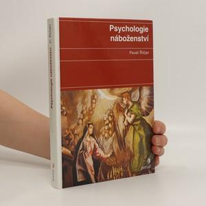 náhled knihy - Psychologie náboženství