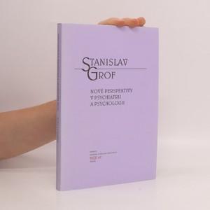náhled knihy - Nové perspektivy v psychiatrii a psychologii