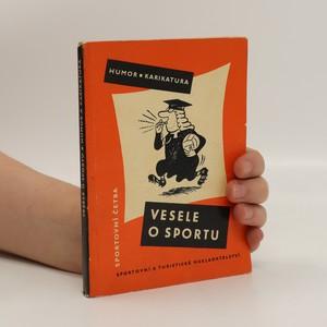 náhled knihy - Vesele o sportu