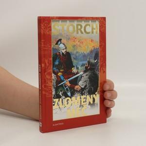 náhled knihy - Zlomený meč