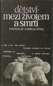 náhled knihy - Dětství mezi životem a smrtí