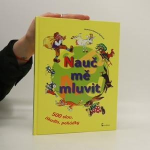 náhled knihy - Nauč mě mluvit