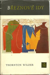 náhled knihy - Březnové idy