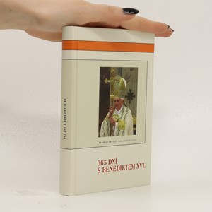 náhled knihy - 365 dní s Benediktem XVI.