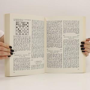 antikvární kniha Šahovski informator, 1990