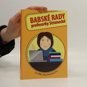 náhled knihy - Babské rady profesorky Strunecké