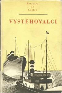 náhled knihy - Vystěhovalci