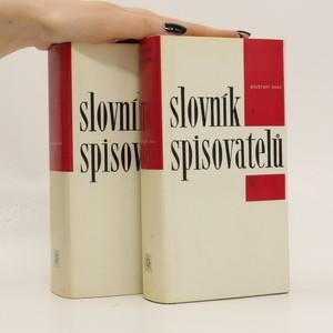 náhled knihy - Slovník spisovatelů: Sovětský svaz 1. a 2. díl (2 svazky, komplet)