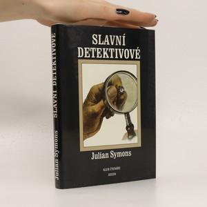 náhled knihy - Slavní detektivové : sedmero původních pátrání