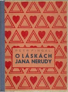 náhled knihy - O láskách Jana Nerudy