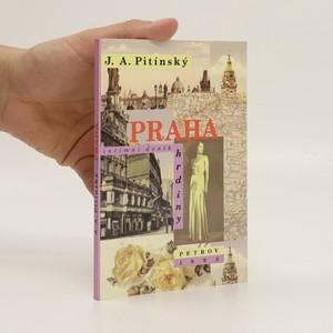 náhled knihy - Praha : intimní deník hrdiny