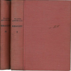 náhled knihy - Granáty I.-II.