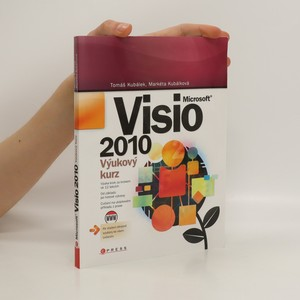 náhled knihy - Microsoft Visio 2010 : výukový kurz