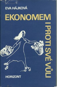 náhled knihy - Ekonomem i proti své vůli