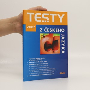 náhled knihy - Testy z českého jazyka 2007