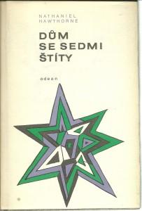 náhled knihy - Dům se sedmi štíty