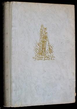 náhled knihy - Paní Svíčka