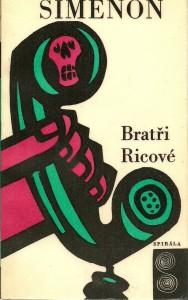 náhled knihy - Bratři Ricové