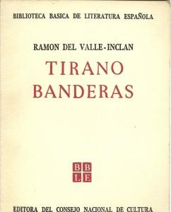 náhled knihy - Tirano Banderas