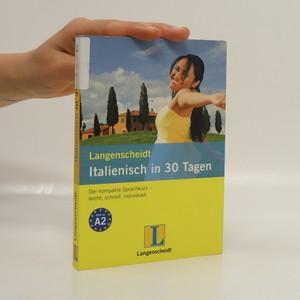 náhled knihy - Italienisch in 30 Tagen