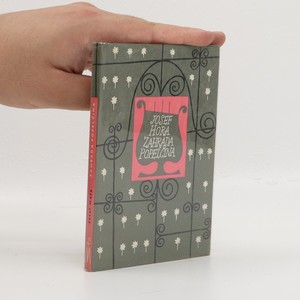 náhled knihy - Zahrada Popelčina