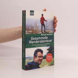 náhled knihy - Gesammelte Wanderabenteuer