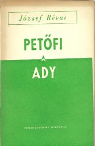 náhled knihy - Petöfi a Ady