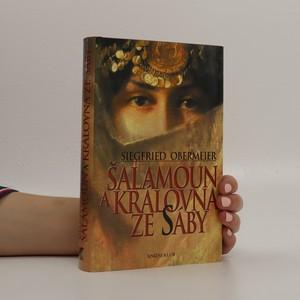 náhled knihy - Šalamoun a královna ze Sáby