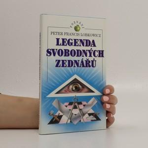 náhled knihy - Legenda svobodných zednářů