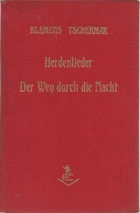 náhled knihy - Herdenlieder. Der Wea durch die Nacht.