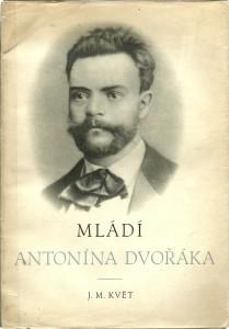 náhled knihy - Mládí Antonína Dvořáka