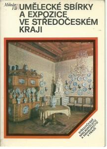 náhled knihy - Umělecké sbírky a expozice ve Středočeském kraji