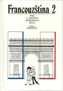 náhled knihy - Francouzština 2, pro 2. ročnik střednich škol