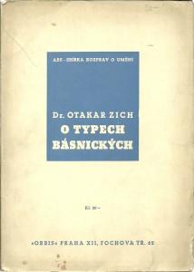náhled knihy - O typech básnických