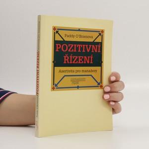 náhled knihy - Pozitivní řízení : asertivita pro manažery