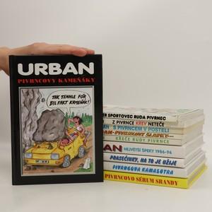 náhled knihy - 10x Petr Urban (10 svazků, viz foto)