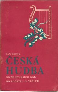 Česká hudba od nejstarších dob do počátku 19. století