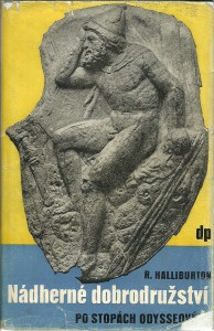 náhled knihy - Nádherné dobrodružství po stopách Odysseových