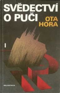 náhled knihy - Svědectví o puči I.-II.