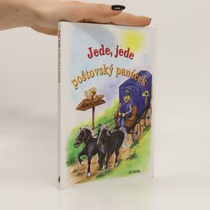 náhled knihy - Jede, jede poštovský panáček