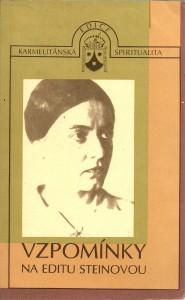 náhled knihy - Vzpomínky na Editu Steinovou