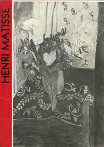 náhled knihy - Henri Matisse. Ze sbírek sovětských muzeí