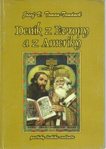 náhled knihy - Deník z Evropy a z Ameriky. Postřehy českého exulanta