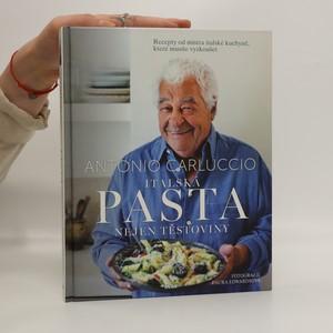 náhled knihy - Italská pasta - nejen těstoviny
